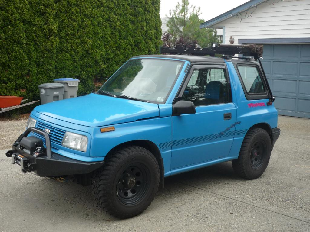 All Chevy 2001 chevy tracker mpg : miles per gallon thread - Page 4 - Suzuki Forums: Suzuki Forum Site