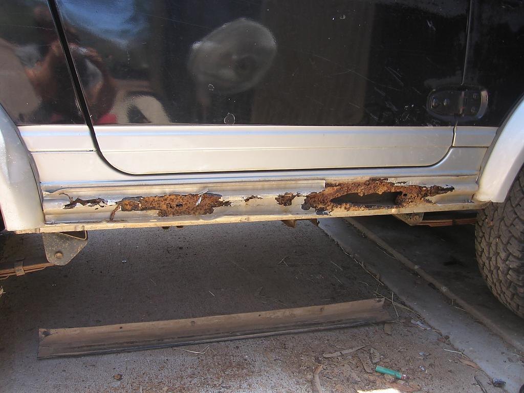 Where Do Suzuki Jimnys Rust