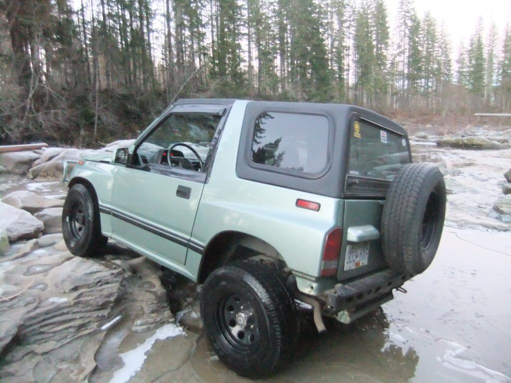 hank 1997 geo tracker lsi page 5 suzuki forums suzuki forum site. Black Bedroom Furniture Sets. Home Design Ideas