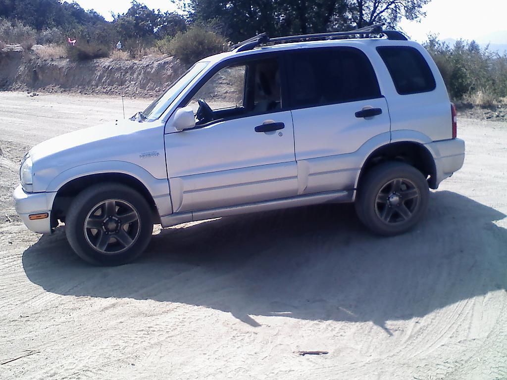 4-Wheel Drive not ening!! - Suzuki Forums: Suzuki Forum Site