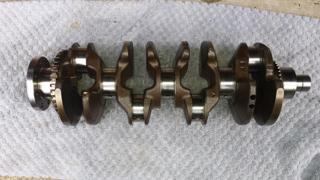 Cause of J20A rod bearing failures?? - Suzuki Forums: Suzuki