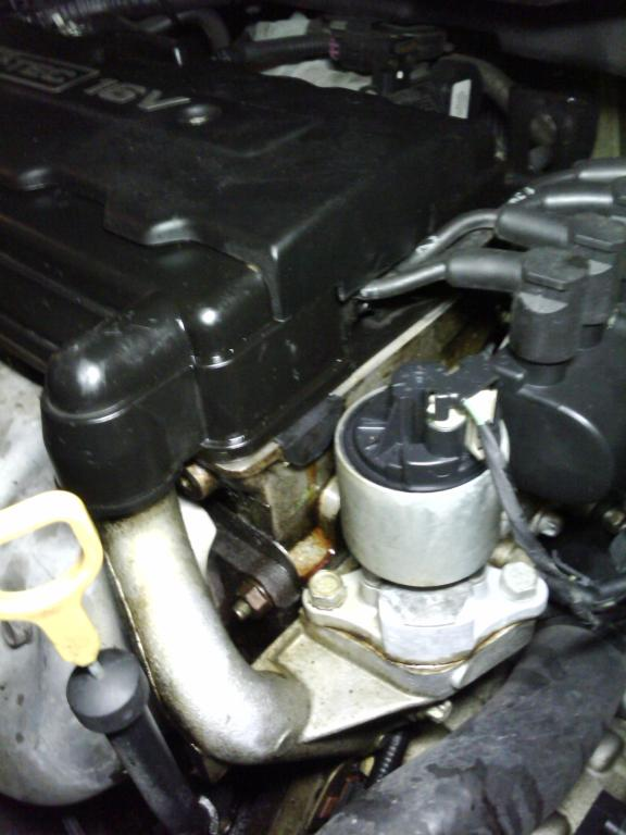 valve cover gasket diy - the o-rings in the kit - suzuki forums