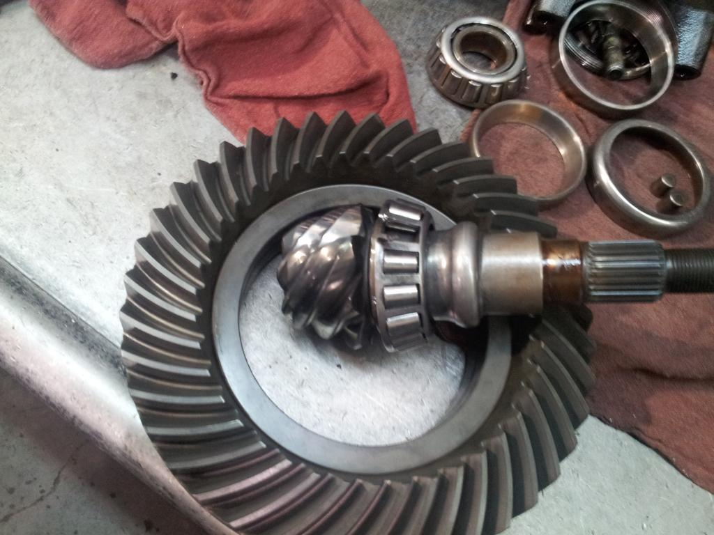 G Ring And Pinion