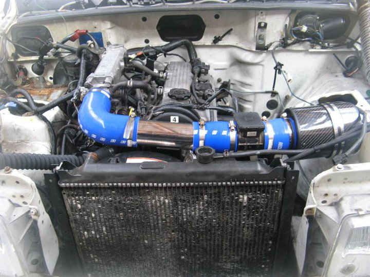 8valve To 16valve Engine Swap