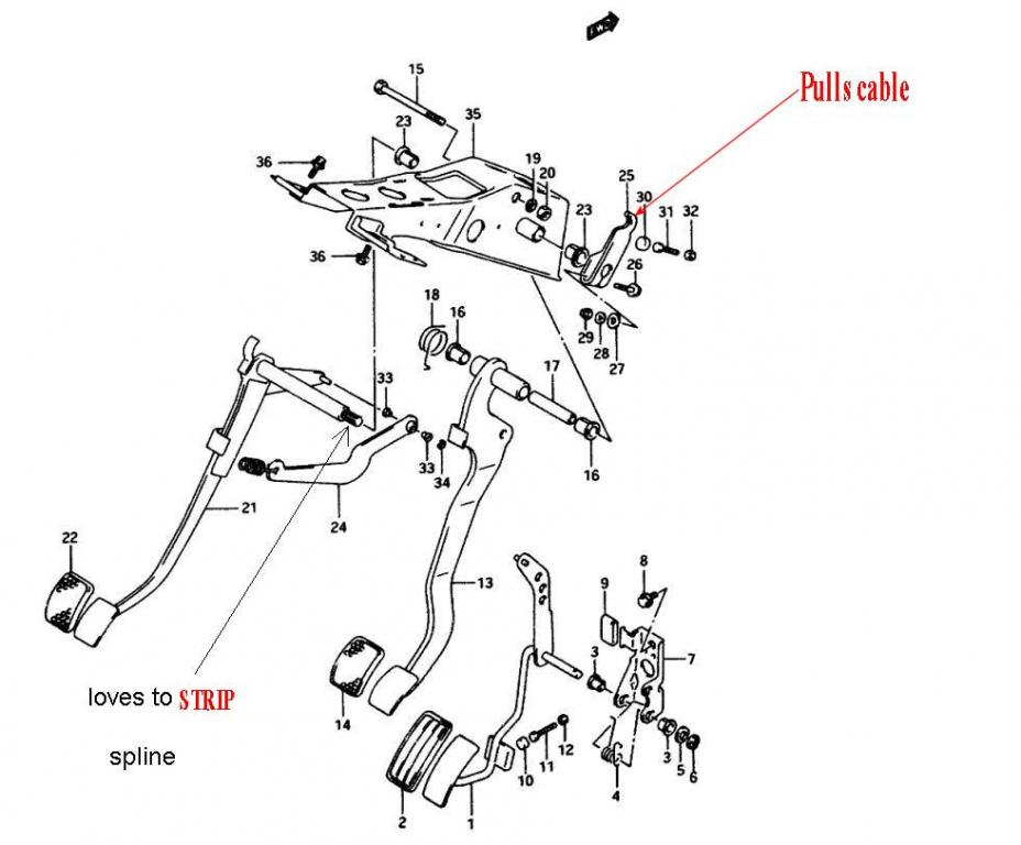 suzuki grand vitara parts diagram  suzuki  auto wiring diagram