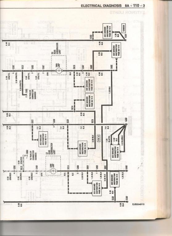 turn signals95 geo tracker page 2 suzuki forums suzuki forum site turn signals95 geo tracker 95 tracker turn signal wiring 2