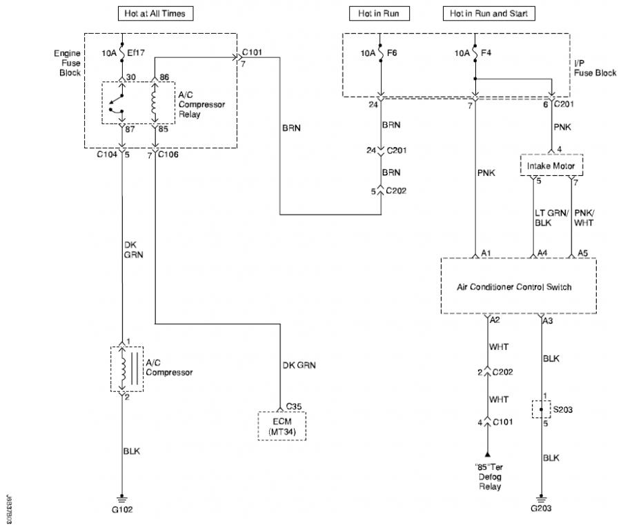 need help with ac    wiring       diagram        Suzuki    Forums     Suzuki