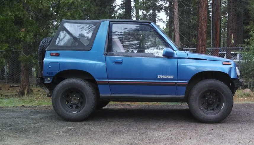 Geo Tracker Grillon Willys Jeep Wiring Diagram