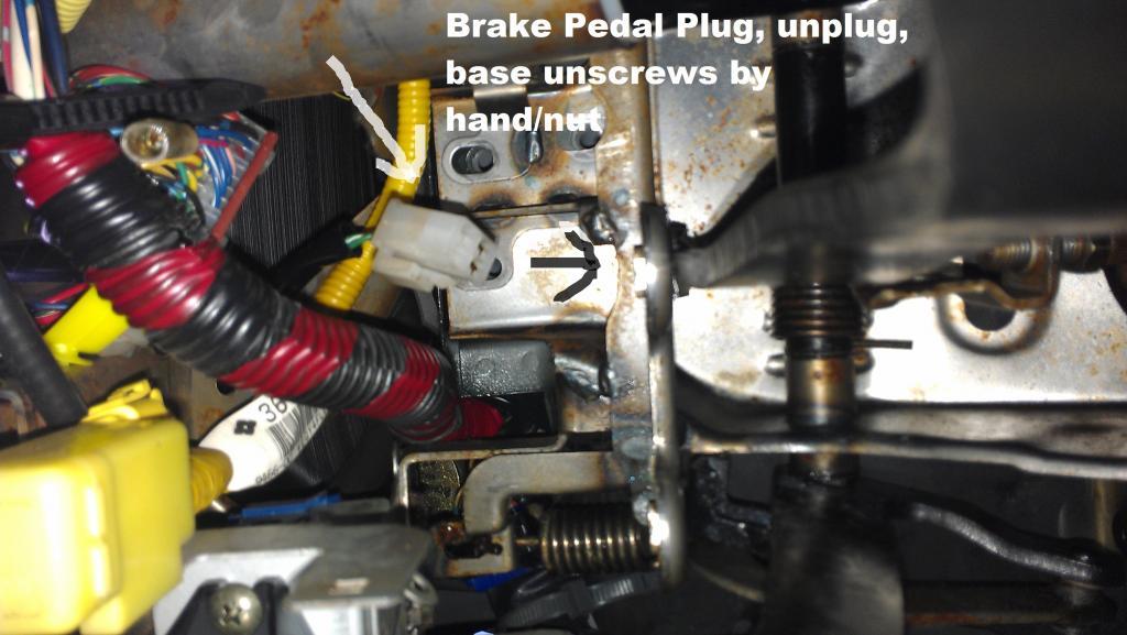 Suzuki Vitara Clutch Pedal Assembly