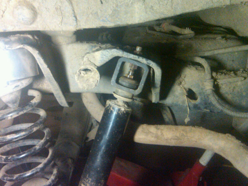 Front Shock Extenders Shock Extender For 2in