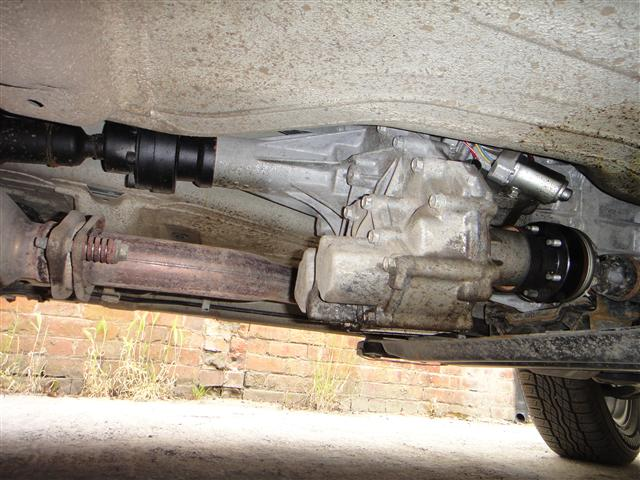 transfer case front seal leaking again u2026