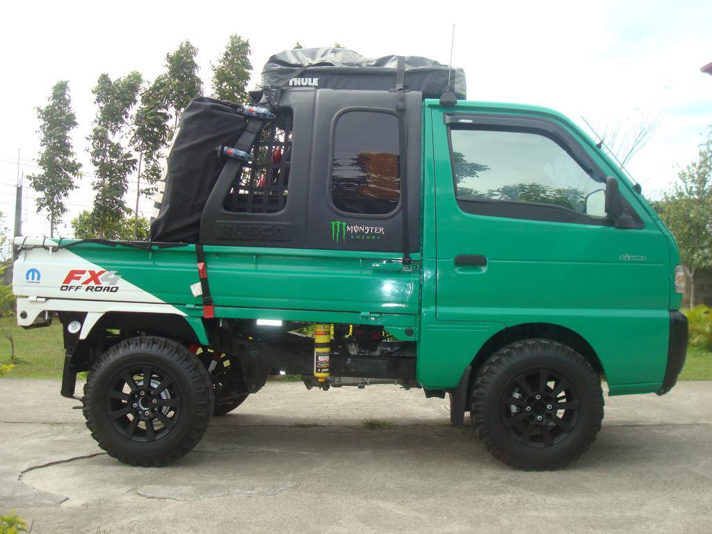 Off Road Van For Sale >> let's share pix our mini truck - Suzuki Forums: Suzuki Forum Site