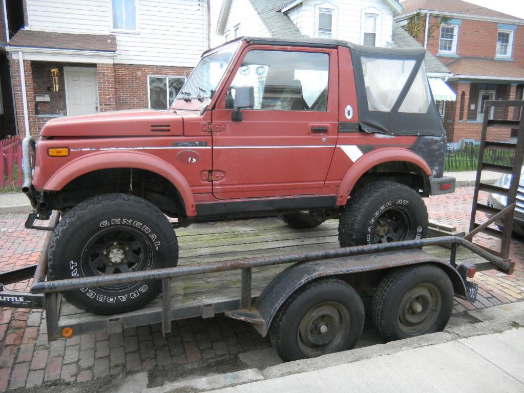 Aftermarket Jeep Parts >> New owner of old Zuk - Suzuki Forums: Suzuki Forum Site