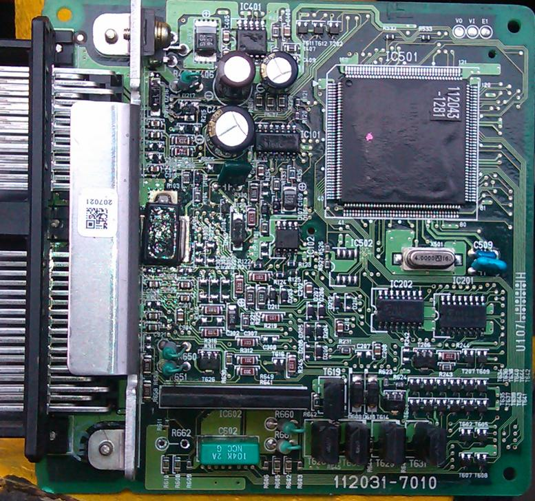 K6a Ecu Wiring Diagram