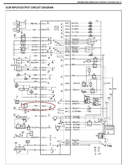 suzuki ignis engine diagram suzuki wiring diagrams