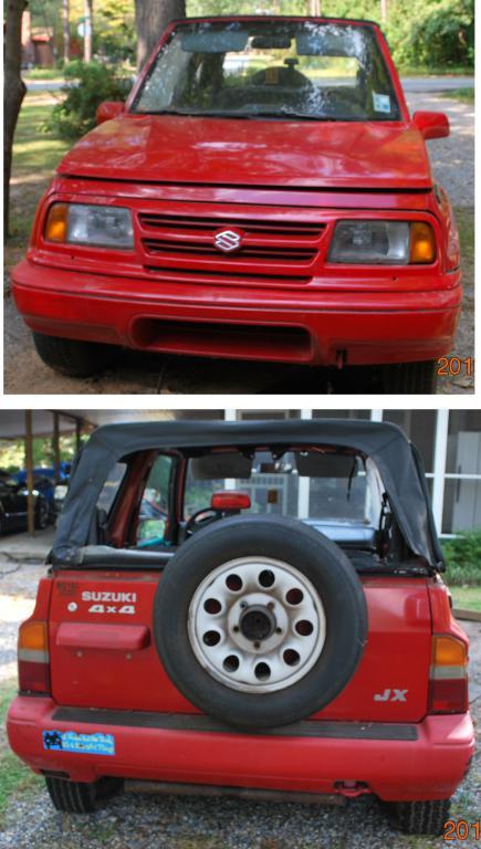 Suzuki Sidekick For Sale Ohio