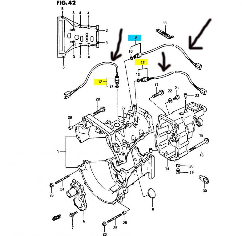 Gearbox Transmition Question Suzuki Forums