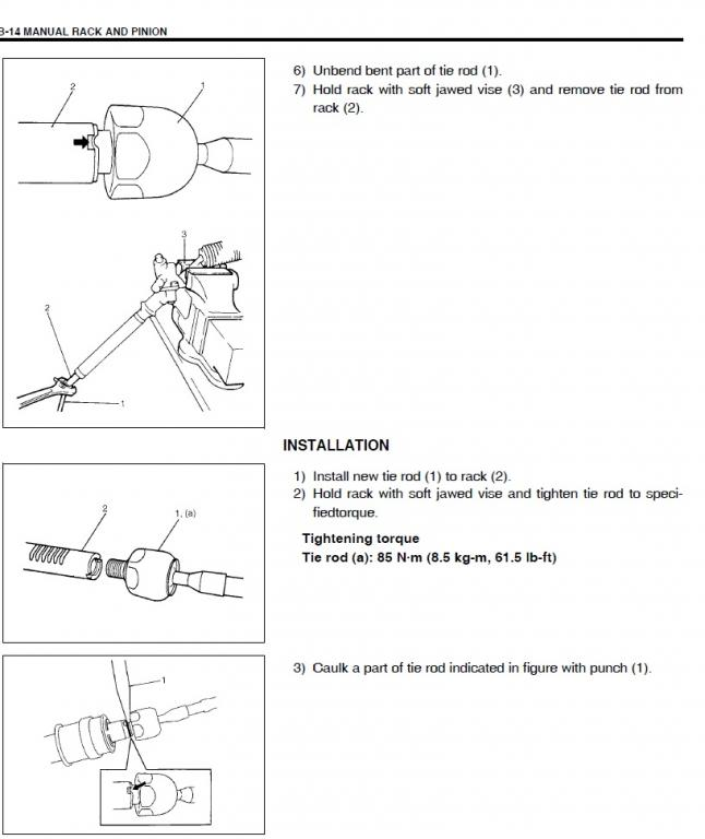 Working Link To Ignis Service And Electrical Manual Suzuki Forums