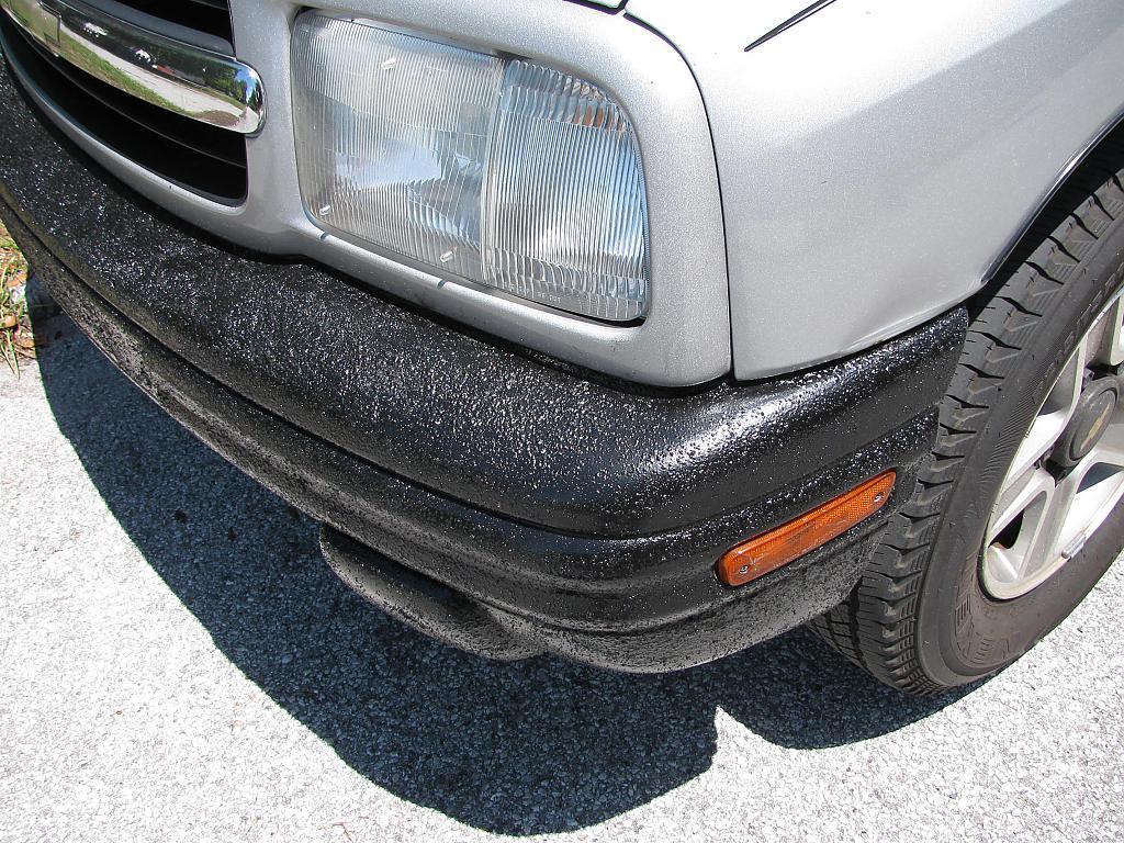 Roll-on truck bed liner in Vitara/Tracker - Suzuki Forums: Suzuki ...