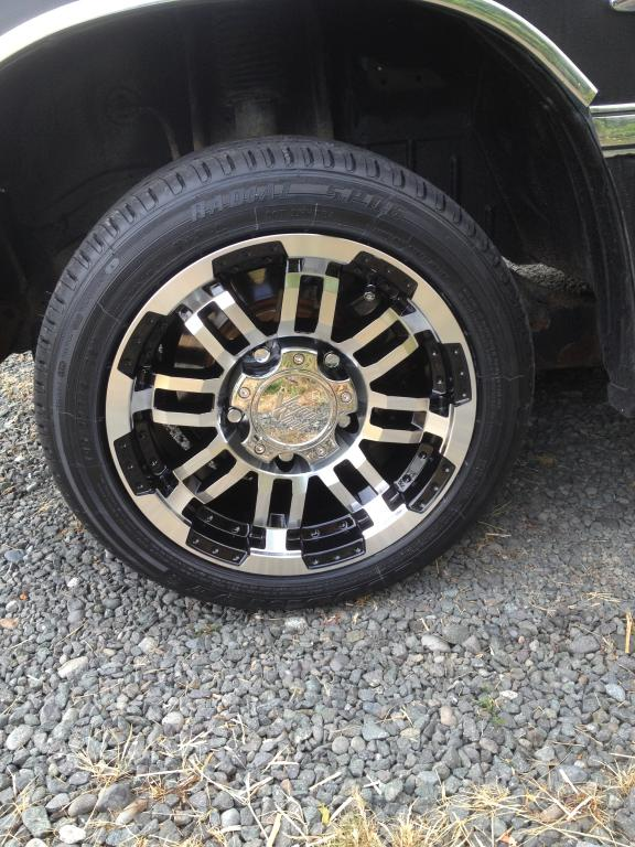 D Low Profile Tires Inch Rims Img