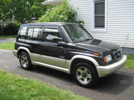 For Sale 1996 Suzuki Sidekick Sport 1 8l 4x4 2850 O B O
