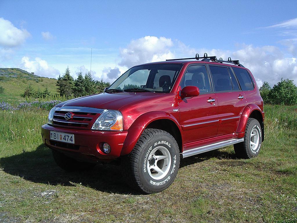 Tylko na zewnątrz XL-7 modification - Suzuki Forums: Suzuki Forum Site AO71