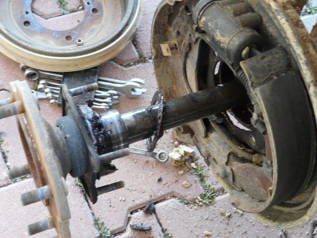 Suzuki Swift Brake Problems