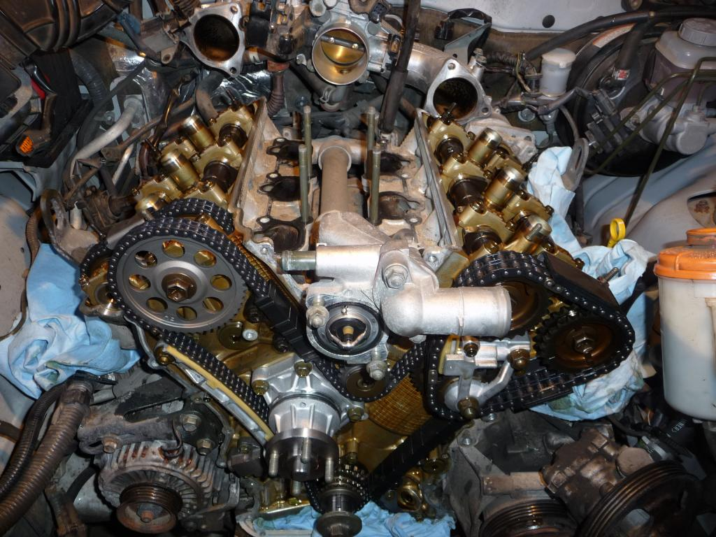 timing chain tensioner - should i diy - page 2