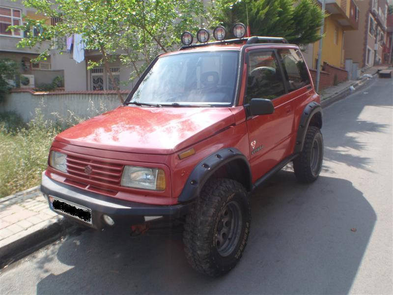 suzuki forums suzuki forum site vitara arches fender flares. Black Bedroom Furniture Sets. Home Design Ideas