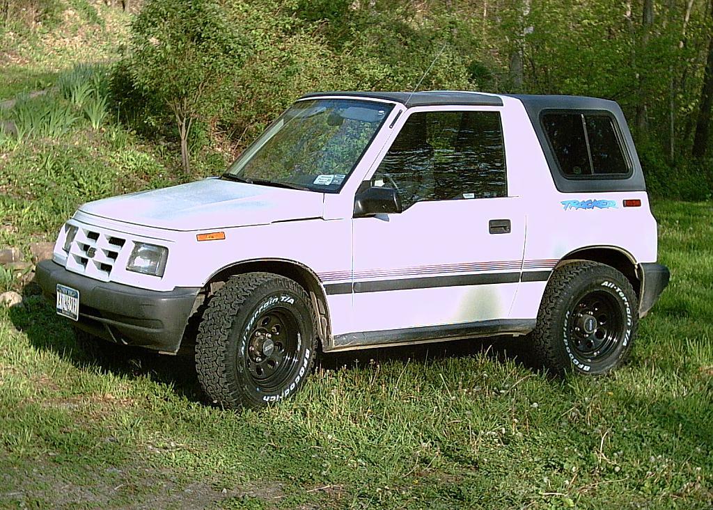 Suzuki Sidekick  X
