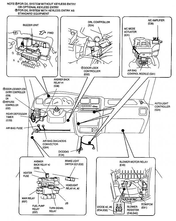 2007 Suzuki Grand Vitara Fuel Filter Location