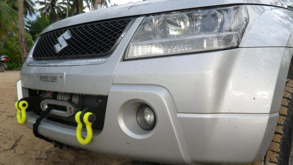 Suzuki Grand Vitara Arb Lift