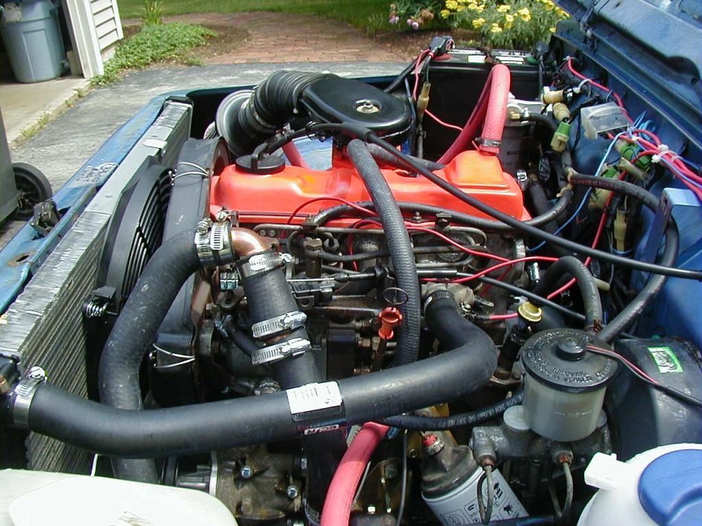 1988 Diesel Powered Suzuki Samurai - Took a year to complete - Health Forces Sale-samurai-001.jpg