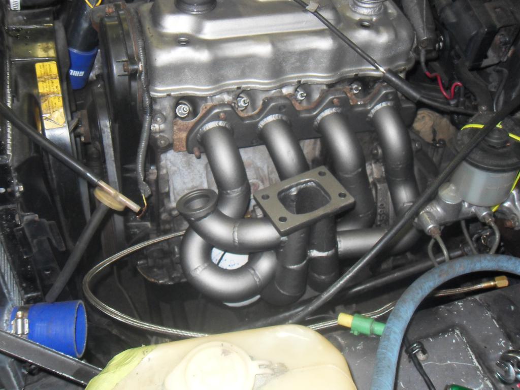 Turbocharger For Suzuki Samurai