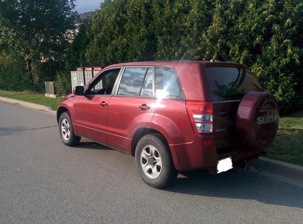 2007 Grand Vitara AWD for sale near Toronto-simg_20170811_182617.jpg