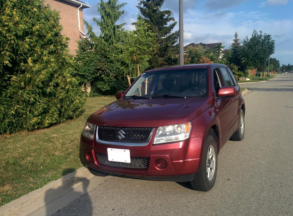 2007 Grand Vitara AWD for sale near Toronto-simg_20170811_182629.jpg