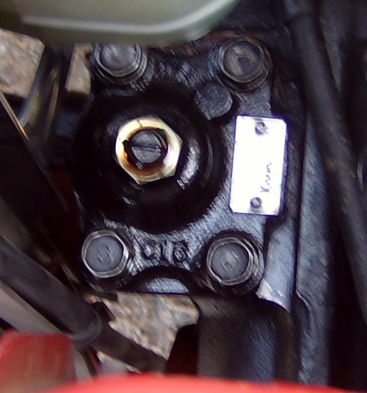 Suzuki Samurai Manual Steering Gear Box