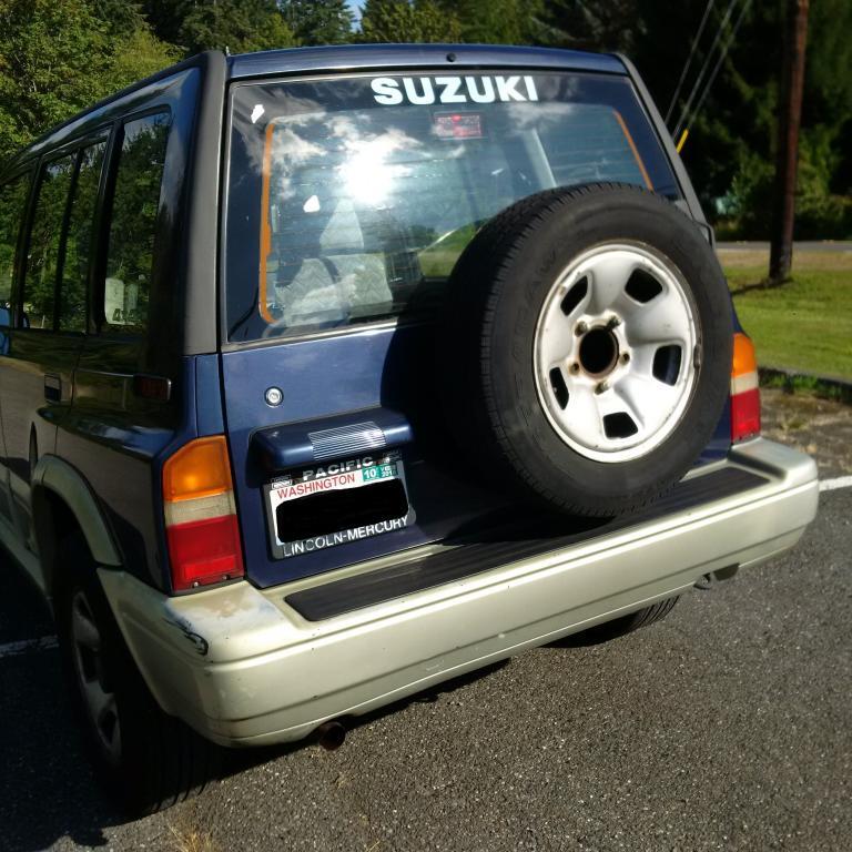For Sale: 1998 Suzuki Sidekick Sport-suzuki-back-no-plate.jpg