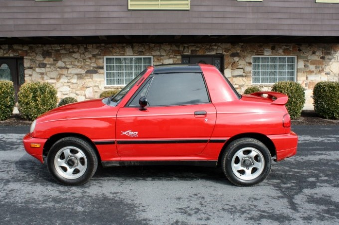 96 Suzuki X90 (Red) in Central Pa - Suzuki Forums: Suzuki Forum Site