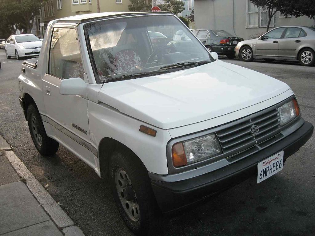 1993 Suzuki Sidekick Jx 4x4 Wd For Sale-suzukijx.jpg