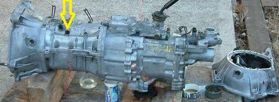 my 91 geo tracker manual transmission is leaking suzuki forums rh suzuki forums com suzuki sidekick manual transmission fluid suzuki sidekick manual transmission parts