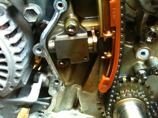Suzuki xl7 timing chain tensioner