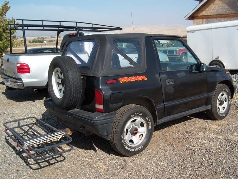 Tracker 4x4 - Fotos de coches - Zcoches