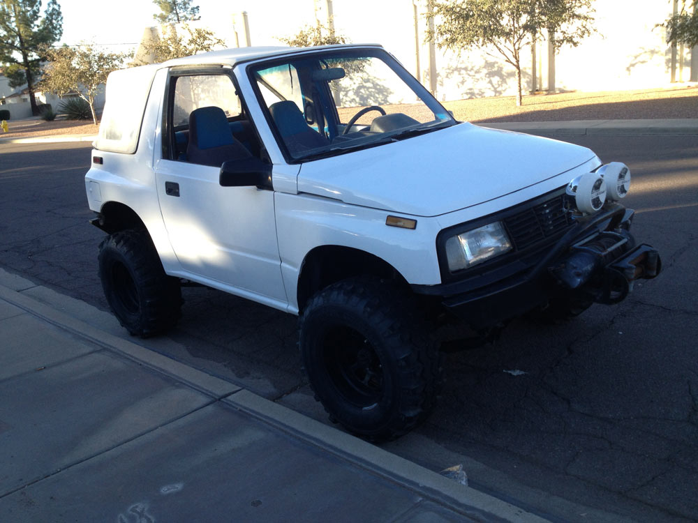 1993 lifted geo tracker new to me build thread suzuki forums suzuki forum site. Black Bedroom Furniture Sets. Home Design Ideas