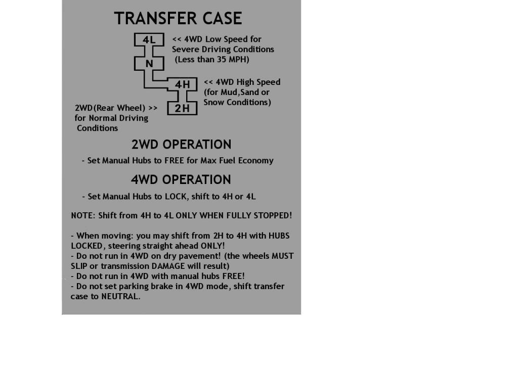 manual transaxle instructions revised suzuki forums suzuki rh suzuki forums com User Manual Wildgame Innovations Manuals