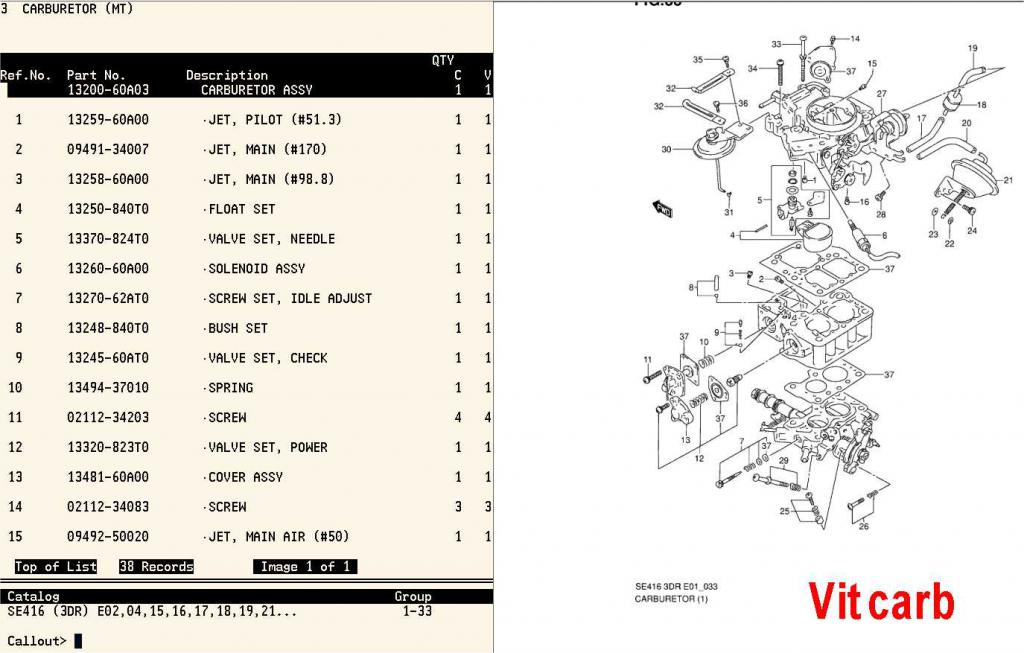 Geo Tracker Forum additionally Wiring Diagram For 2004 Nissan Quest Egr Valve likewise Egr Valve Location On Chevy Tahoe moreover 5 7 Hemi Engine Diagram Part also 51318 Egr 2. on suzuki samurai pcv valve