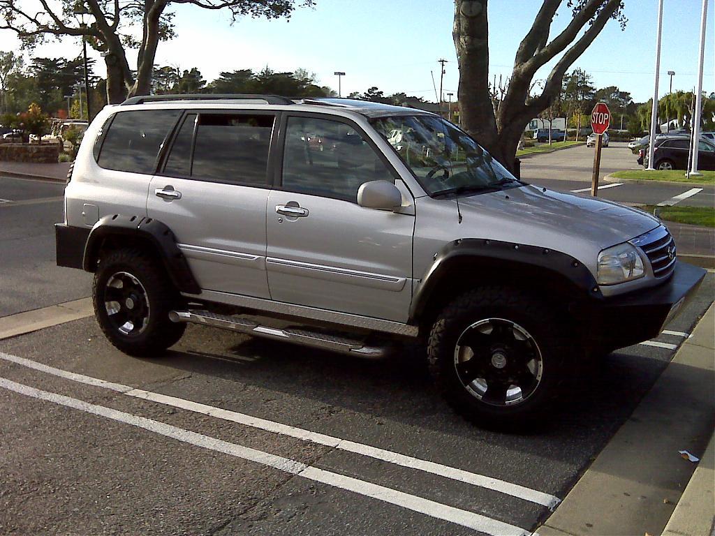 2004 suzuki xl 7 reviews - Front Brake Pad Change On A 2004 Xl7 Easy Xl7 Jpg