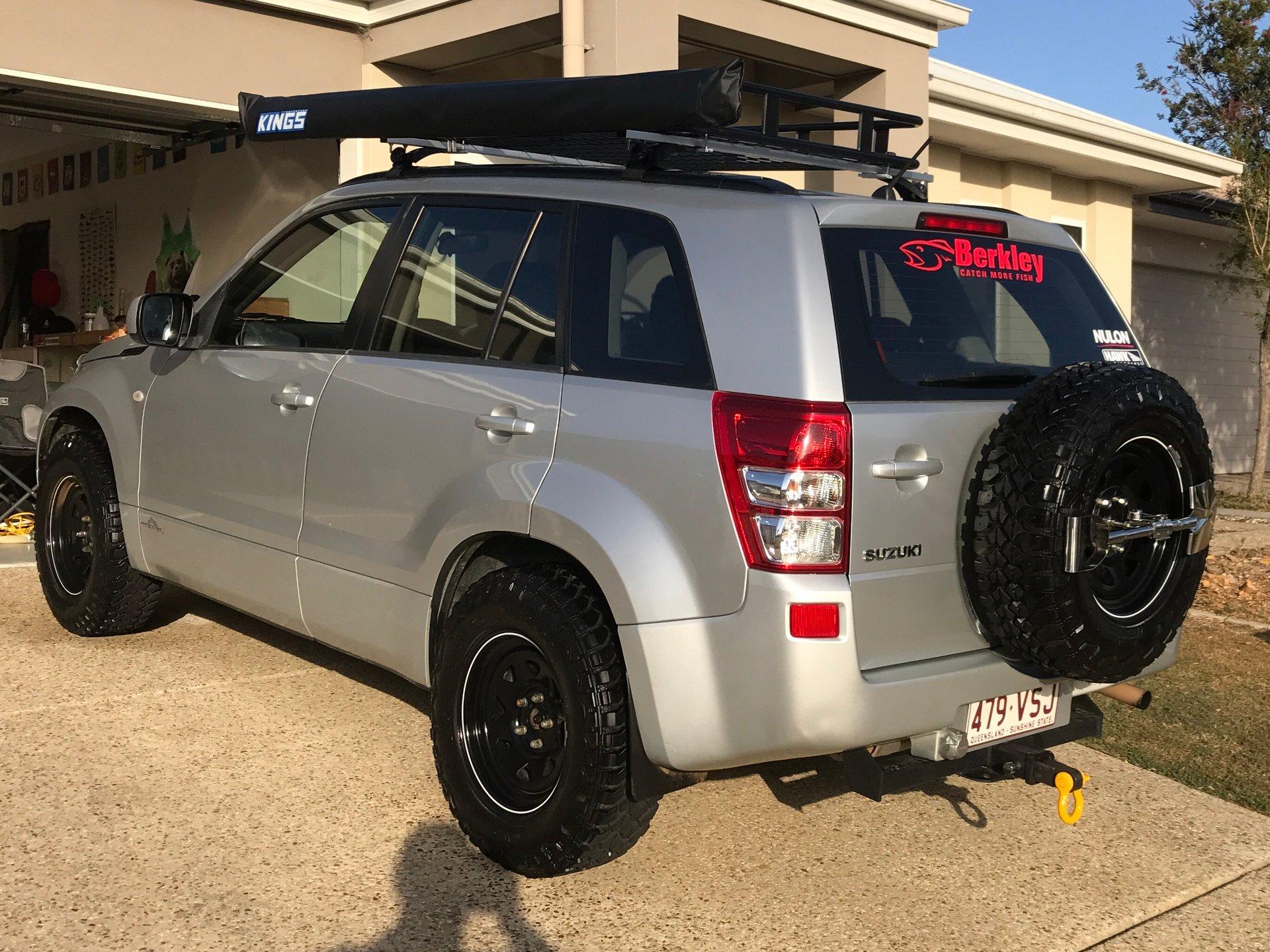 Grand Vitara Off Road 4x4 Suzuki Forums