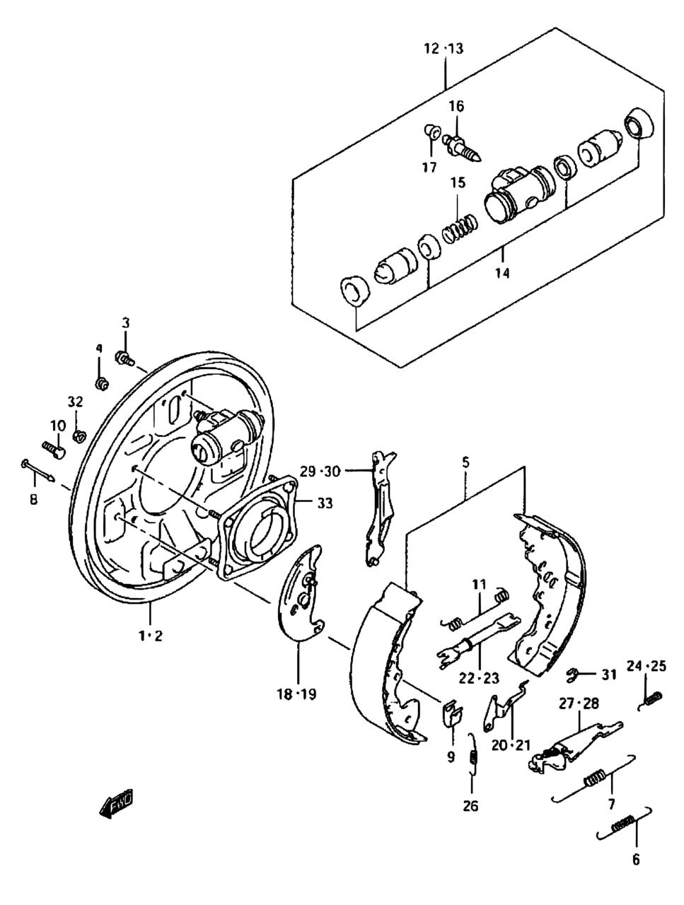 Rear Wheel Bearing Quesiton